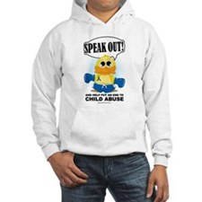 Boxing Duck Child Abuse Hoodie