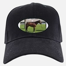Cute Saratoga race track Baseball Hat