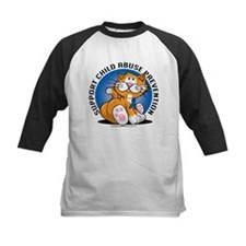 Child Abuse Prevention Cat Tee