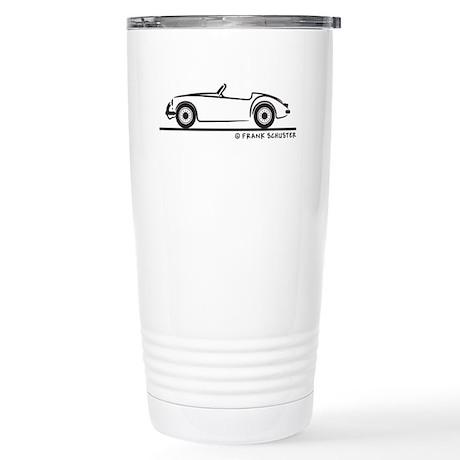 MGA Stainless Steel Travel Mug