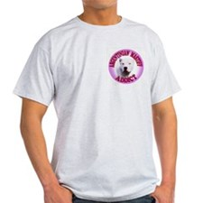 dogo argentino addict Ash Grey T-Shirt