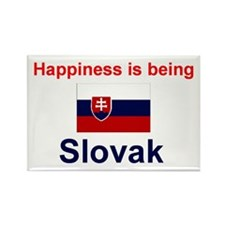 Slovak Happiness Magnet (2x3)