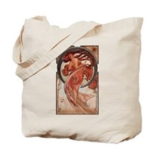 Dance by Mucha Tote Bag