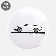 """MG B 3.5"""" Button (10 pack)"""