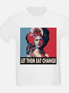 Obama: Eat Change, Cake.... T-Shirt