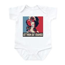 Marie Antoinette: Let them eat Change! Infant Body
