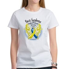 Down Syndrome Butterfly 3 Tee