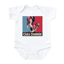 Marie Antoinette: Cake Change! Infant Bodysuit