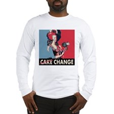 Marie Antoinette: Cake Change! Long Sleeve T-Shirt