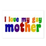 I Love My Gay Mother Postcards (Package of 8)