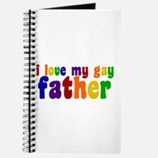 I Love My Gay Father Journal