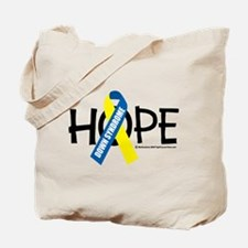 Down Syndrome Hope Tote Bag