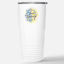 Down Syndrome Lotus Travel Mug