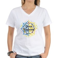 Down Syndrome Lotus Shirt