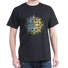 Down Syndrome Lotus T-Shirt