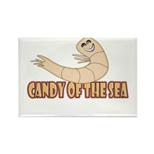 Candy of the sea Rectangle Magnet