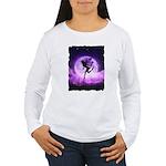 Seeking Serenity Women's Long Sleeve T-Shirt