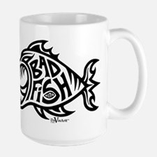 badfish shirt Mugs