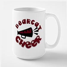 BEARCAT CHEER *9* Large Mug