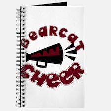 BEARCAT CHEER *9* Journal