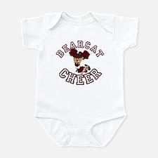 BEARCAT CHEER *7* Infant Bodysuit