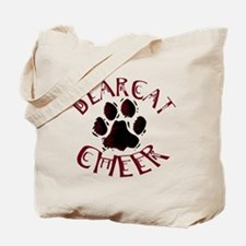 BEARCAT CHEER *5* Tote Bag