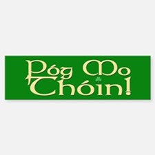 C&P Pog Mo Thoin Sticker (Bumper)