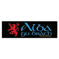 C&P Alba Gu Brath Bumper Stickers
