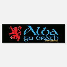 C&P Alba Gu Brath Sticker (Bumper)