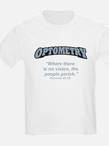 Optometry / Perish T-Shirt