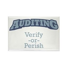 Auditing / Verify Rectangle Magnet