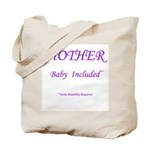 Mother - Baby Included Tote Bag