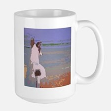 Looking Out to Sea Mug