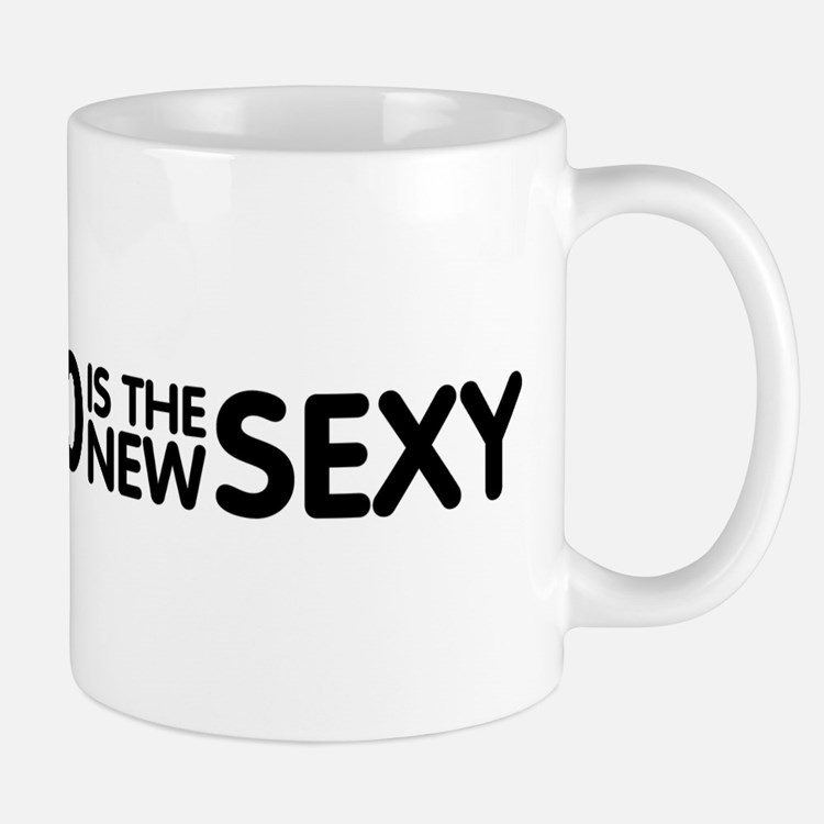 70 Is The New Sexy Mug