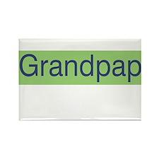 Grandpap Rectangle Magnet