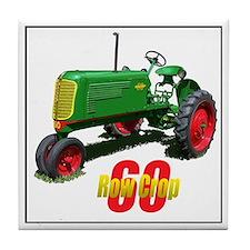 Cool Oliver tractor Tile Coaster