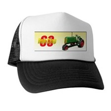 Unique Fathers day tractor Trucker Hat