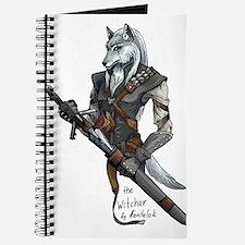 Witcher by Kardalak Journal