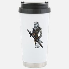 Witcher by Kardalak Stainless Steel Travel Mug