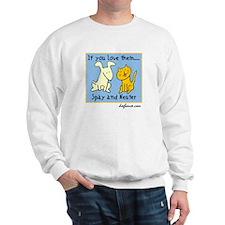 Cute Doghause Sweatshirt