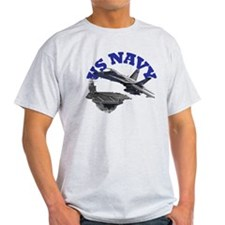 F18 & USS Truman T-Shirt