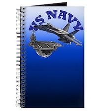 F18 & USS Truman Journal