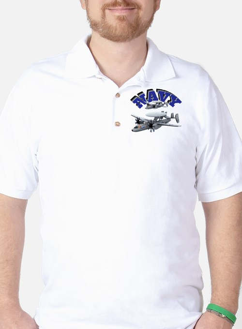 Hawkeye Golf Shirt
