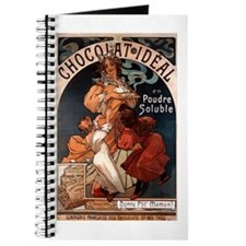 Chocolat Ideal by Mucha Journal