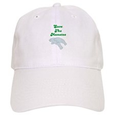 SAVE THE MANATEE Baseball Cap