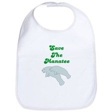 SAVE THE MANATEE Bib