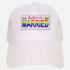 MARRIED Baseball Baseball Cap