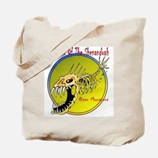 RIVER MONSTERS Tote Bag