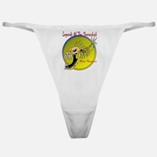 RIVER MONSTERS Classic Thong