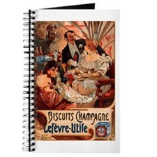 Biscuits Champagne Lefevre Utile by Mucha Journal